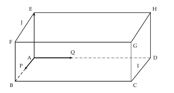 vecteurs colinéaires espace